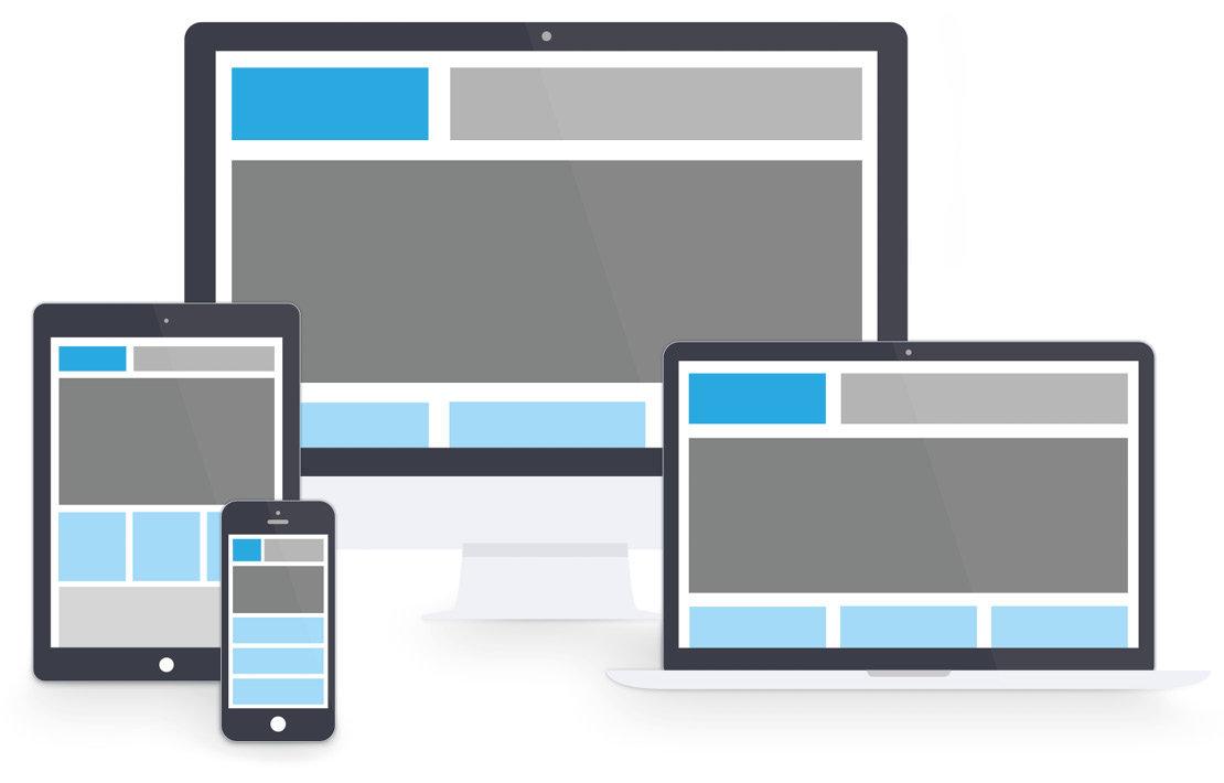 Digital One – responsive Webdesign