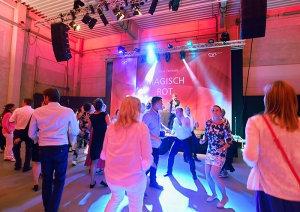 GVS Group Eröffnungsevent Zentrale – Event-Fotografie 02