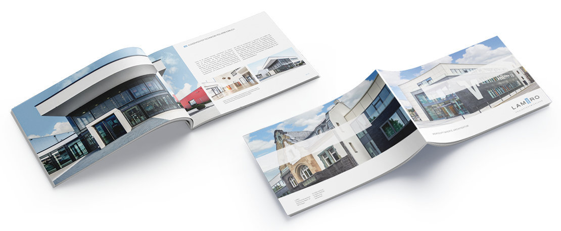 Projektentwicklungs GmbH Lamiro – Imagebroschüre