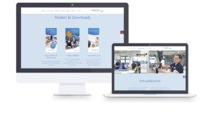 Sanitätshaus Hilscher – responisve Webdesign