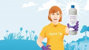 Flowerpower für Sauberkeit und Hygiene